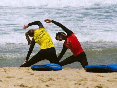 surf preparazione lezioni portogallo camp