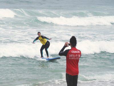 surf principianti portogallo video assistenza