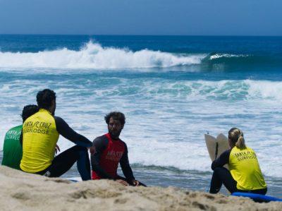 migliori onde spiagge surf portogallo
