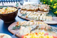 ricco buffet pacchetto cene surfcamp