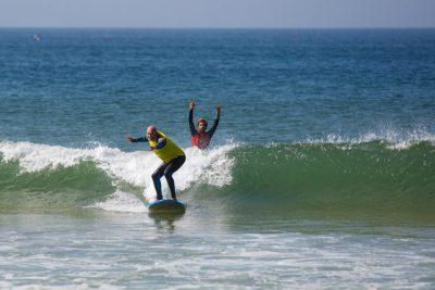 corsi surf ogni età e livello portogallo