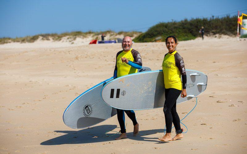 corsi surf principianti portogallo