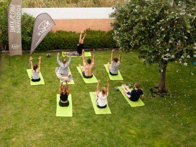 surf house portogallo lezioni yoga