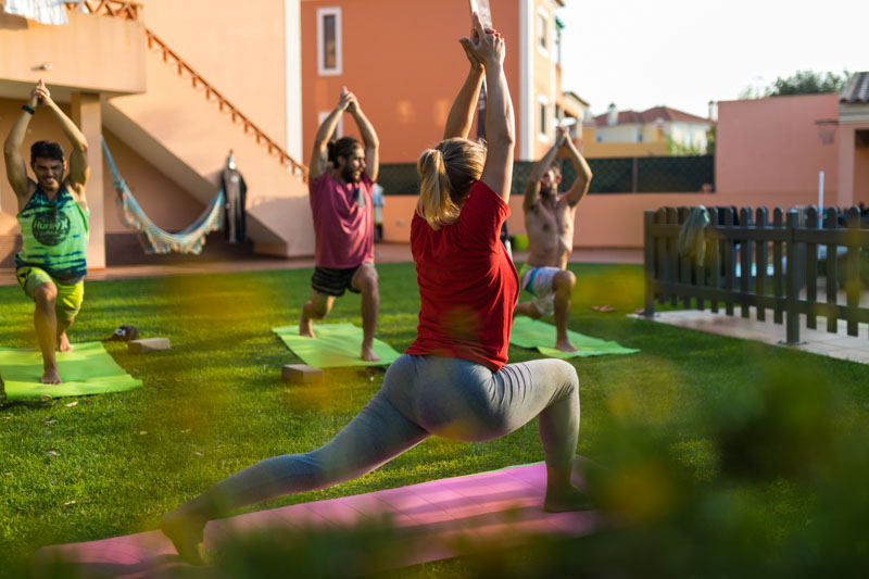 corsi surf yoga portogallo surfcamp
