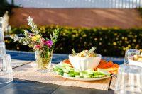menu vegetariano surf camp portogallo