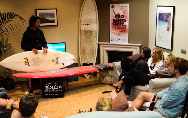 lezione surf teoria surf scuola portogallo
