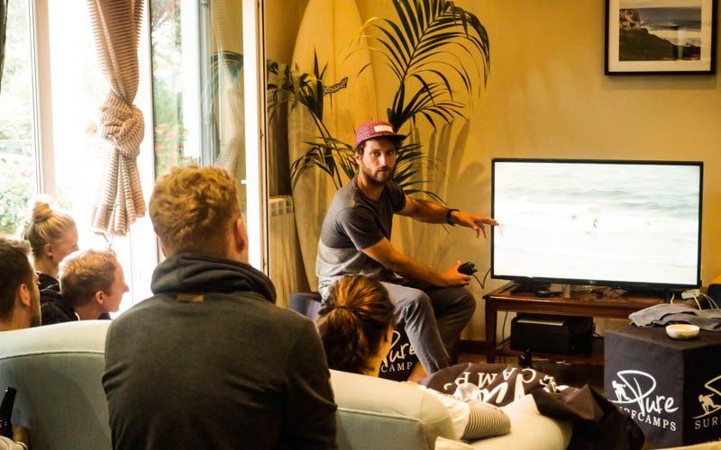 corsi surf assistenza video portogallo camp