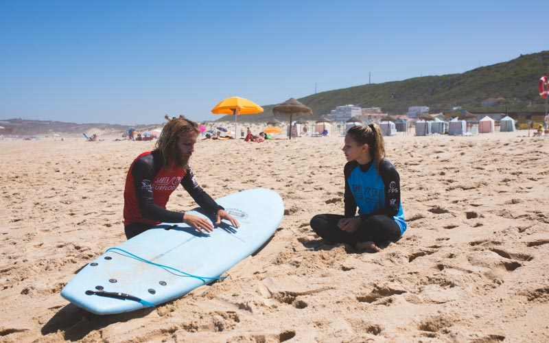 corsi surf scuola spiaggia teoria