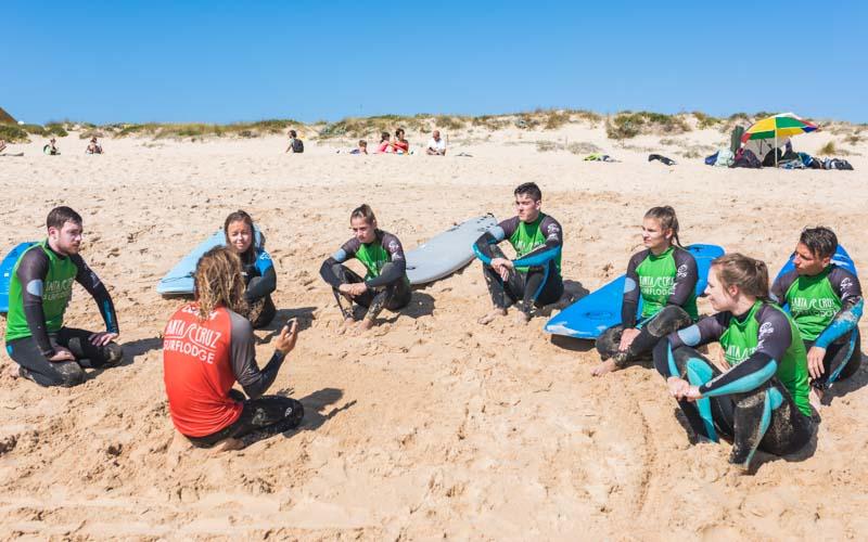 corsi surf portogallo surfschool